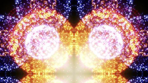 Fireworks Kaleidoscope En 2 4k Animation