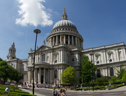 st pauls cathedral london england Footage
