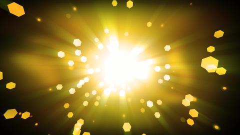 Glorious Heaven Particles