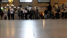 NYC Grand Central 003 stock footage