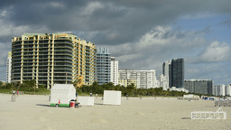 2012 Miami Beach 1 stock footage
