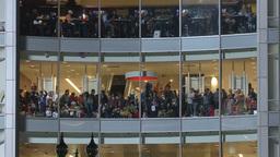 2012 Window Crowd Footage