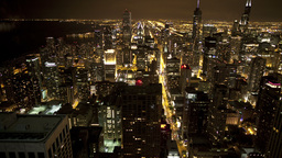 Chi City View 1 2011 stock footage