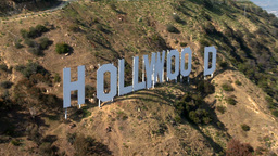 LA HOLLYWOODSIGN 2 2012 Footage