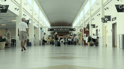 RSW AIRPORT 3 stock footage