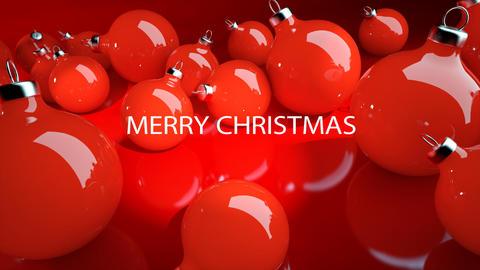 Christmas card Stock Video Footage