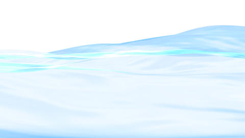 Water Top 2Wb up HD Animation