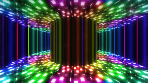 Dance Floor B1 B1 HD Stock Video Footage