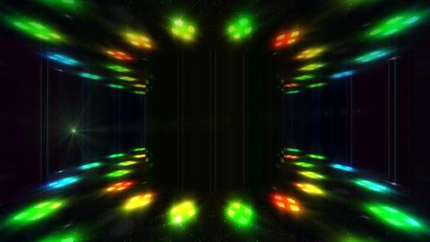 Dance Floor B1 D1 HD Stock Video Footage