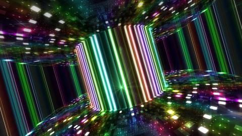 Dance Floor B2 J1 HD Stock Video Footage