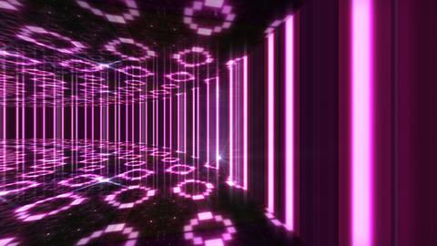 Dance Floor C1 G1 HD Stock Video Footage