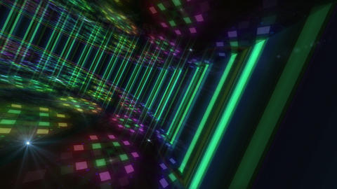 Dance Floor C2 A1 HD Stock Video Footage