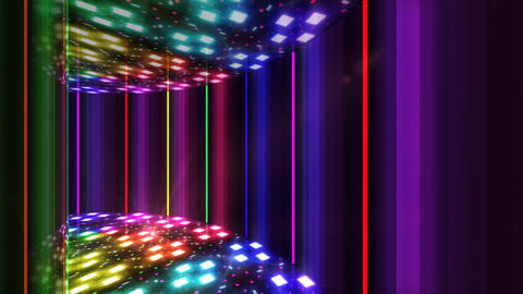 Dance Floor D1 B1 HD Animation