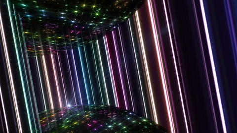Dance Floor D2 H1 HD Stock Video Footage