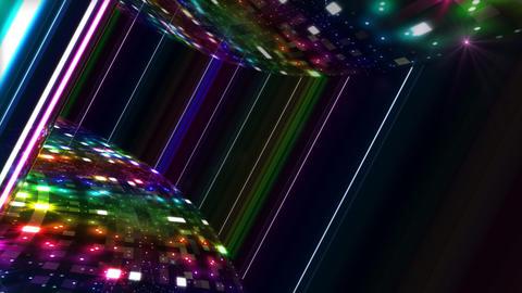 Dance Floor D2 J1 HD Stock Video Footage