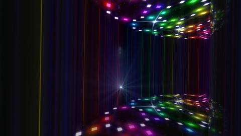 Dance Floor D3 D1 HD Stock Video Footage