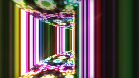 Dance Floor E1 F1 HD Stock Video Footage
