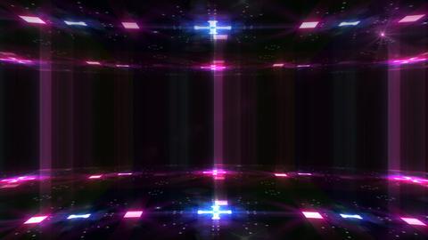 Dance Floor F1 C1 HD Stock Video Footage