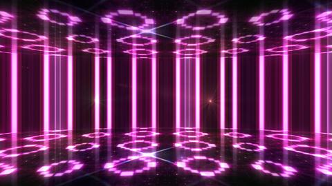 Dance Floor F1 G1 HD Stock Video Footage