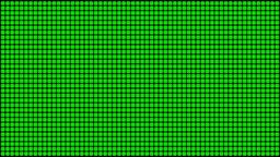 Green Screen Design 22 flickering loop Animation