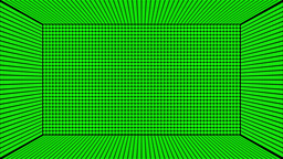 Green Screen Design 26 box zoom Stock Video Footage