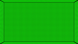 Green Screen Design 26 box zoom Stock Video Footage