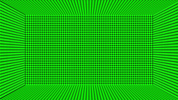 Green Screen Design 28 box loop Animation