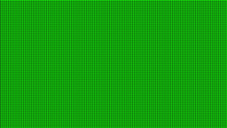 Green Screen Design 30 circle flickering loop Animation