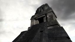 Maya Pyramid Clouds Timelapse 17 Animation