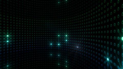 LED Back 2 CDrD3 HD Animation
