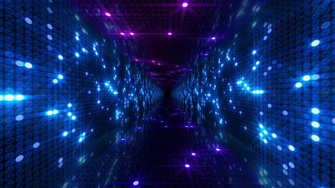 LED Back 2 PAmC8 HD Animation