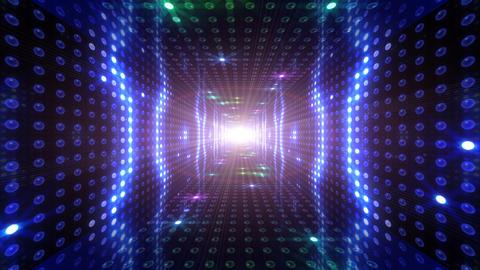 LED Back 2 PAmD7 HD Animation