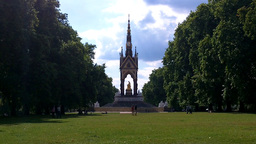Hyde Park London 05 Stock Video Footage
