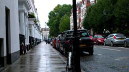 London Street 02 Stock Video Footage
