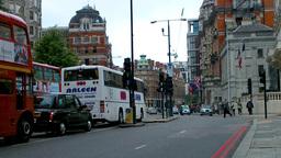London Street 04 Stock Video Footage