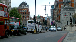 London Street 04 Stock Video Footage