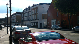 London Street 11 Footage