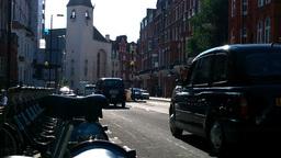 London Street 13 Footage