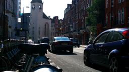 London Street 13 Stock Video Footage