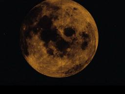 Exposure Moon Footage