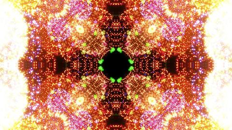 Fireworks Kaleidoscope En 2p 4k Animation
