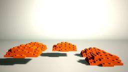 Lego Sphere VBHD0047 Footage