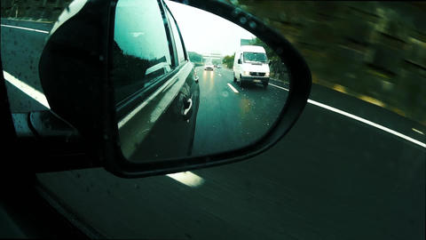 Rear view Mirror Live Action