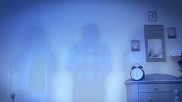 Ghosts vanishing Footage