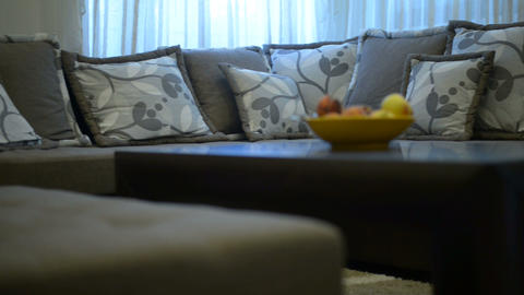 Interior Furnishings stock footage