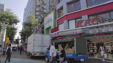 Ximen - 360 degree pan in center Live影片