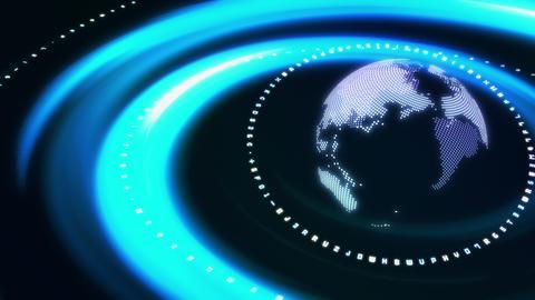 globe 3 3840 1 CG動画