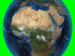 BURKINA FASO. Zoom in on BURKINA FASO GS Animation