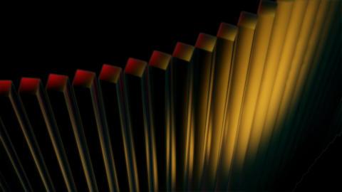 Lights Stick Array stock footage