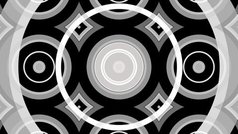 tile circle lines Animation
